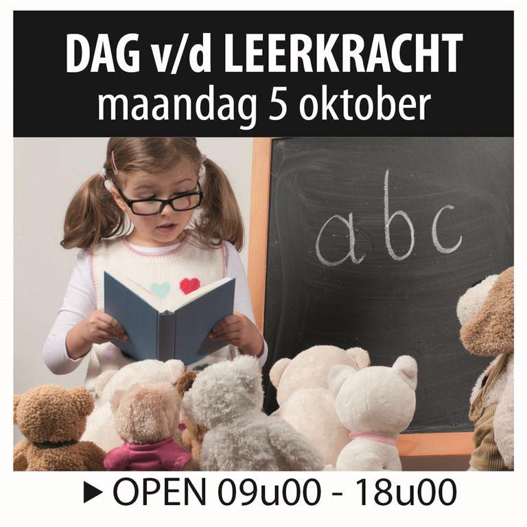 Dag v/d Leerkracht