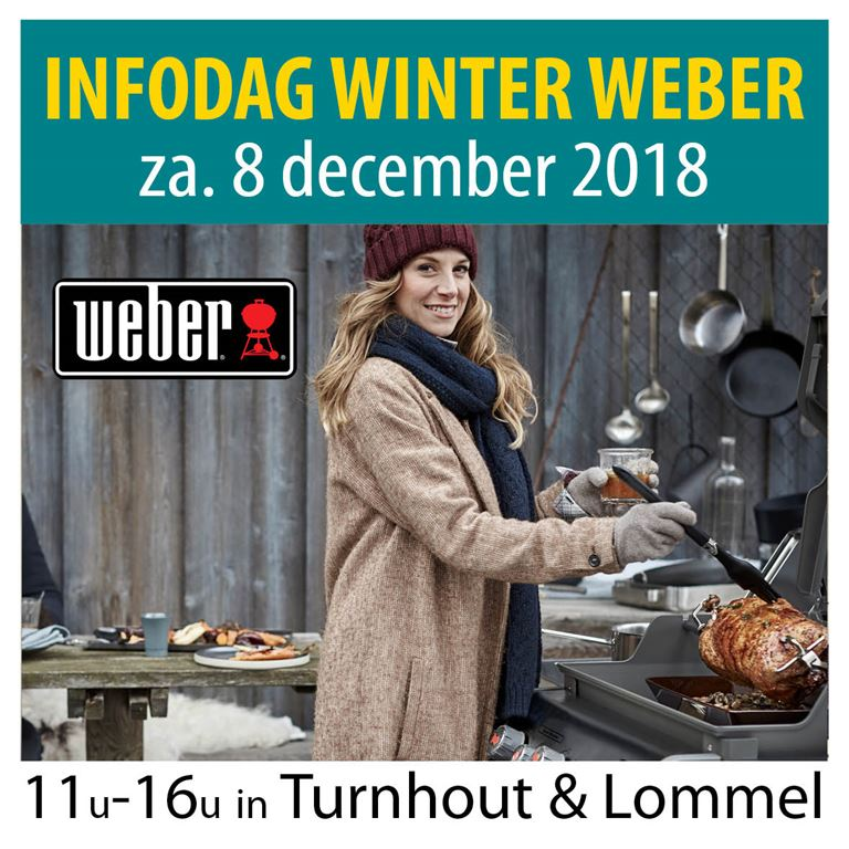 Infodag Winter Weberen