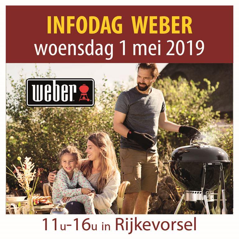 infodag Weber