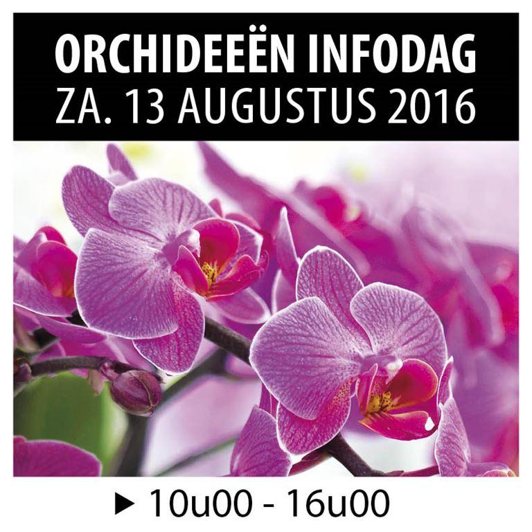 Orchideeën infodag