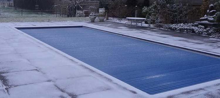 Wat is belangrijk bij overwintering van uw zwembad?