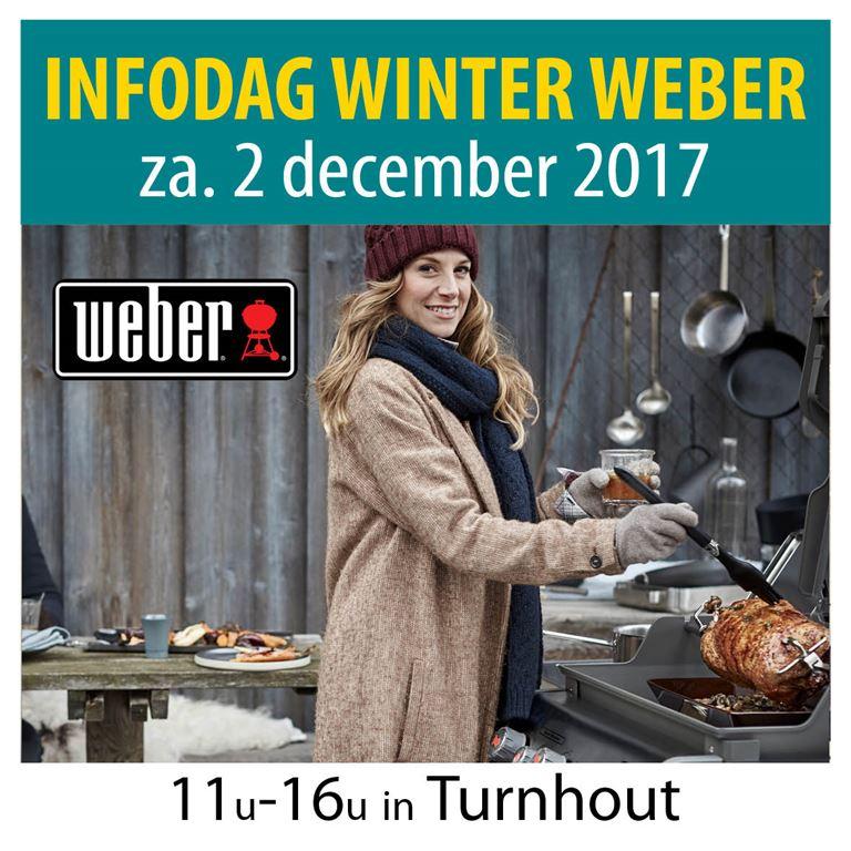 infodag Weber wintergrillen