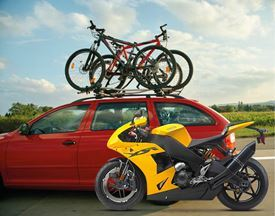 Auto, motor & Fiets