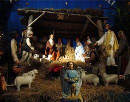 Kerststal & figuren