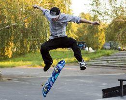 Skate & Steps