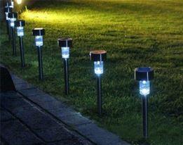 Verlichting op zonne-energie